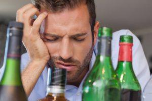 Головная боль после алкоголя