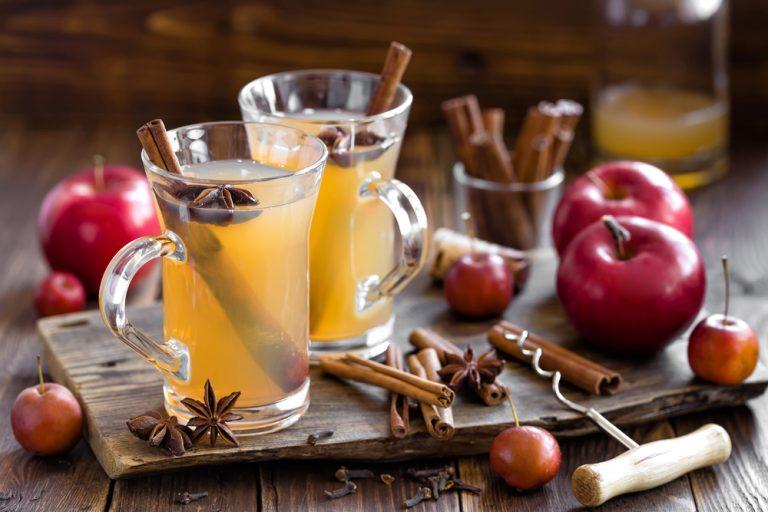 Горячие алкогольные напитки