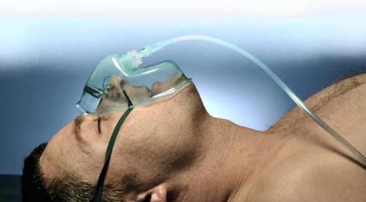 Ингаляции кислородом