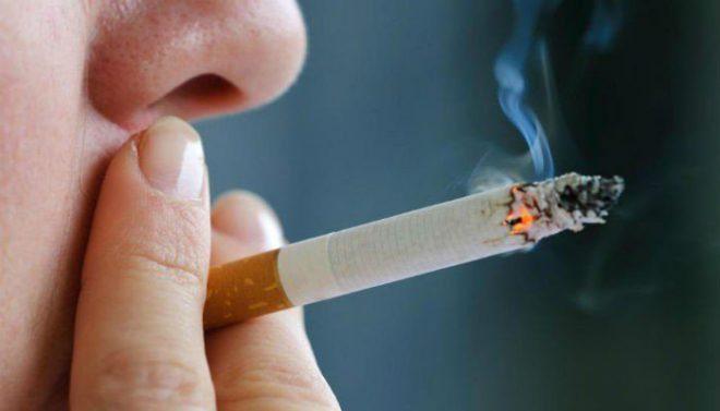 Курение при гастрите желудка