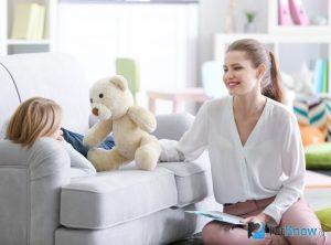 Ребенок из семьи алкоголиков нуждается в психологической помощи специалиста