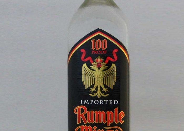 Шнапс Rumple Minze