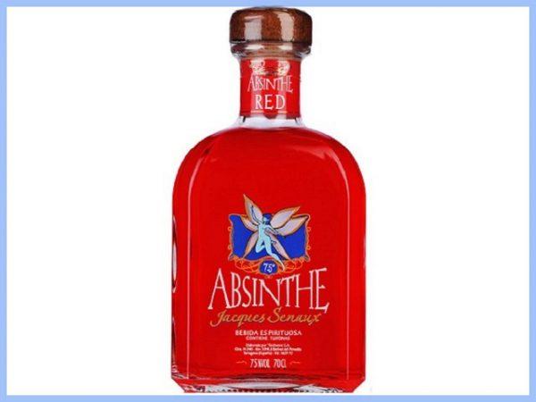 Красный абсент