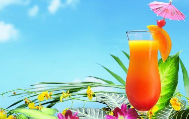 коктейль Тропический рай